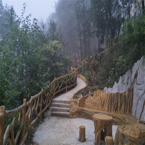 长青森林康养避暑房公园